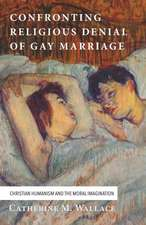 Confronting Religious Denial of Gay Marriage