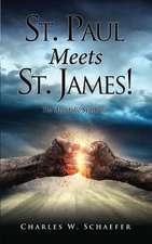 St. Paul Meets St. James!