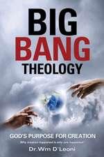 Big Bang Theology