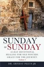 Sunday to Sunday Daily Devotions