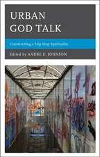 Urban God Talk