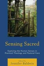 Sensing Sacred