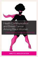 HEALTH COMMUNICATION AMP BREAST
