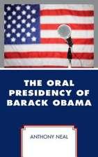 ORAL PRESIDENCY OF BARACK OBAMCB