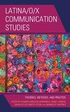 Latina/o/x Communication Studies