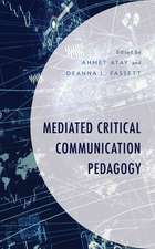 MEDIATED CRITICAL COMMUNICATIOCB