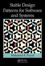 Stable Design Patterns