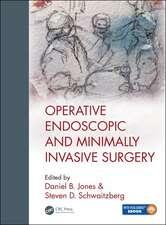 Schwaitzberg, S: Operative Endoscopic and Minimally Invasive