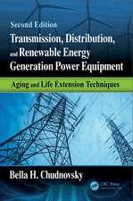 Transmission, Distribution, and Renewable Energy Generation Power Equipment