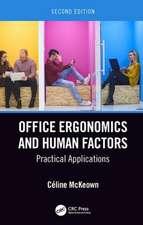 McKeown, C: Office Ergonomics and Human Factors
