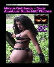 Myra Outdoors - Sexy Amateur Milf Photos