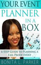 Your Event Planner in a Box