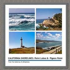 California Shorelines