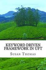 Keyword Driven Framework in Uft
