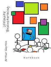 Ultimate Brainstorming Workbook