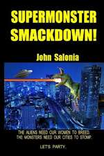 Supermonster Smackdown!