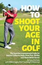 How to Shoot Your Age in Golf