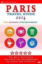 Paris Travel Guide 2014