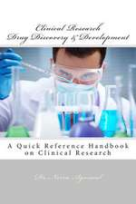 Clinical Research - Drug Discovery & Development