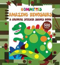 Gommettes: Dinosaurs