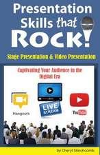 Presentation Skills That Rock