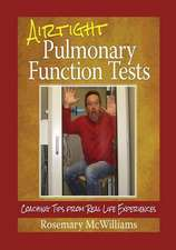 Airtight Pulmonary Function Tests