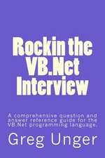 Rockin the VB.NET Interview