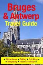 Bruges & Antwerp Travel Guide