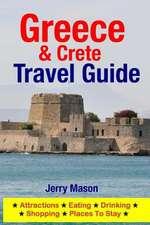 Greece & Crete Travel Guide