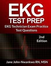 EKG Test Prep