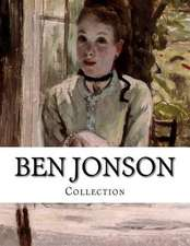 Ben Jonson, Collection
