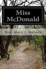 Miss McDonald