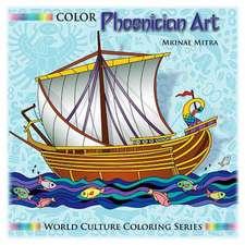 Color Phoenician Art