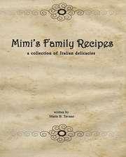 Mimi's Family Recipes