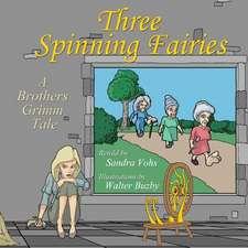Three Spinning Fairies