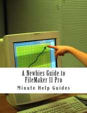 A Newbies Guide to FileMaker 11 Pro
