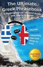 The Ultimate Greek Phrasebook