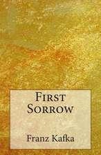 First Sorrow