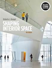 Shaping Interior Space: Bundle Book + Studio Access Card