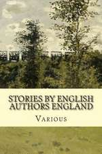 Stories by English Authors England