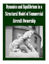 Dynamics and Equilibrium in a Structural Model of Commercial Aircraft Ownership