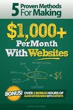 5 Proven Methods for Making $1,000+ Per Month with Websites
