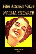Film Actresses Vol.14 Norma Shearer