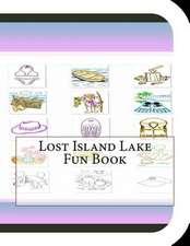 Lost Island Lake Fun Book