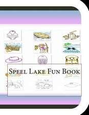 Speel Lake Fun Book