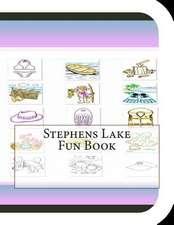 Stephens Lake Fun Book