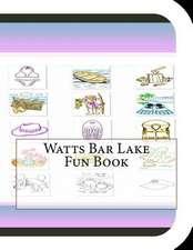 Watts Bar Lake Fun Book