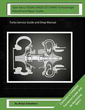 Opel Astra 755046-5002s Gt1749mv Turbocharger Rebuild and Repair Guide