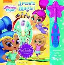 Shimmer and Shine Magic Wand Book
