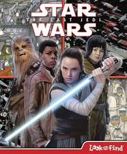 Star Wars Look & Find The Last Jed